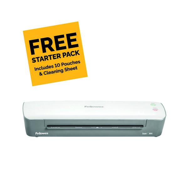 Fellowes Ion Laminator A4 White/Grey 4560401