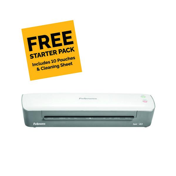 Fellowes Ion Laminator A3 White/Grey 4560601