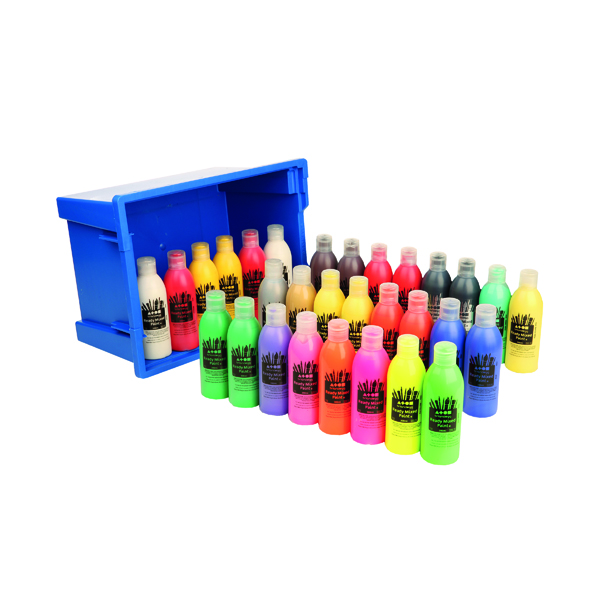 Brian Clegg Ready Mix Paint 300ml Assorted (30 Pack) AR300A30