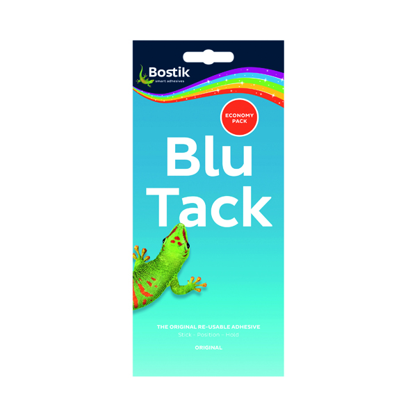 Bostik Blu Tack 110g (12 Pack) 30590110