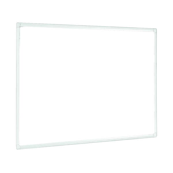 Bi-Office Anti-Microbial Maya 1200x900mm Whiteboard BMA0507226