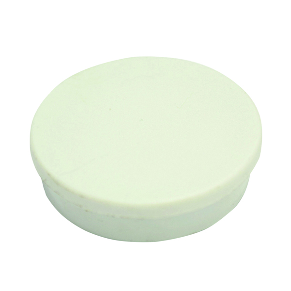Bi-Office Antimicrobial Super Strong Magnets (10 Pack) BIM141609