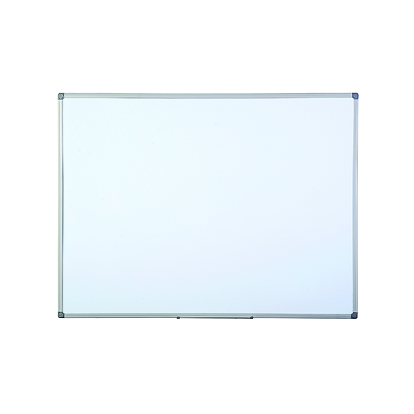 Bi-Office Aluminium Finish Drywipe Board 600x450mm MB0412186