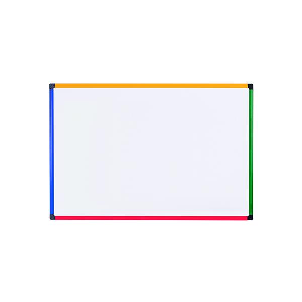 Bi-Office Magnetic Drywipe Board 600 x 450mm MB0407866