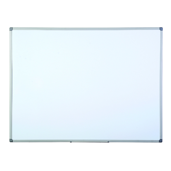 Bi-Office Aluminium Finish 1800x1200mm Drywipe Board MB8512186