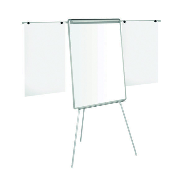 Bi-Office Easy Flipchart Easel A1 White EA4600046