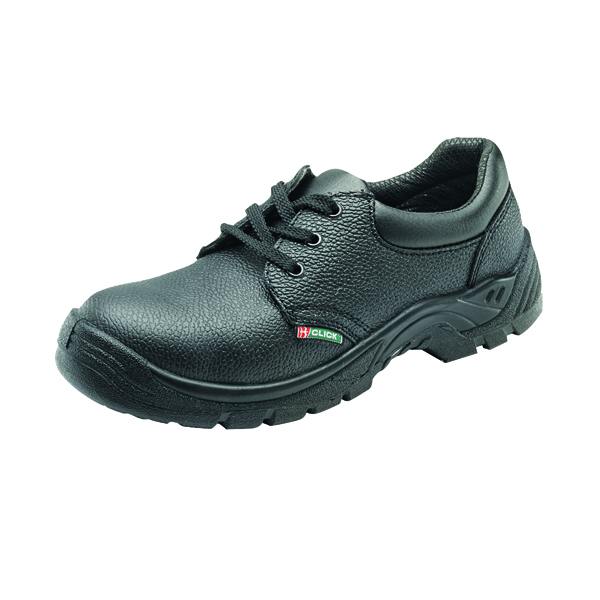 Briggs Industrial Toesavers S1P Black Safety Shoe Size 5 2414BK050
