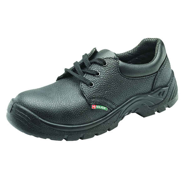 Briggs Proforce Toesavers S1P Black Safety Shoe Mid-Sole Size 10 2414-10