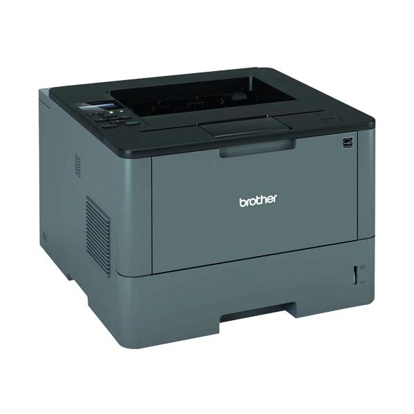 Brother HL-L5000D Grey Mono Laser Printer