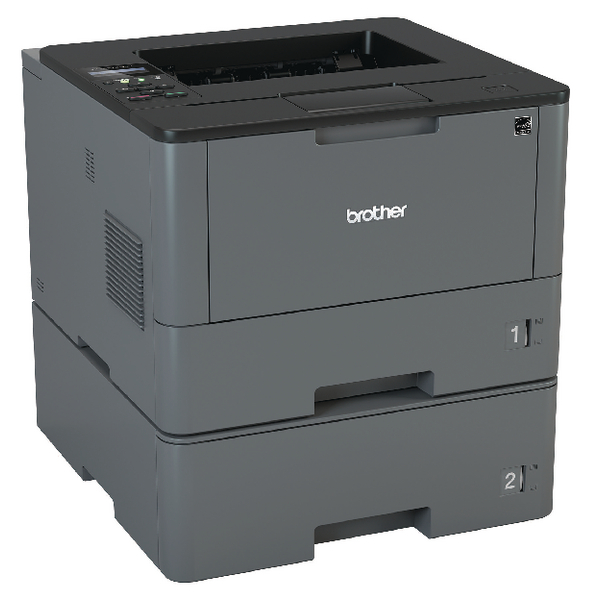 Brother HL-L5100DNT Grey Mono Laser Printer