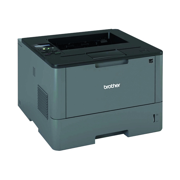 Brother HL-L5200DW Grey Mono Laser Printer