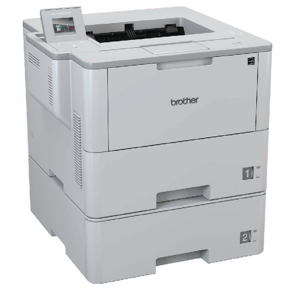 Brother HL-L6300DWT Grey Mono Laser Printer