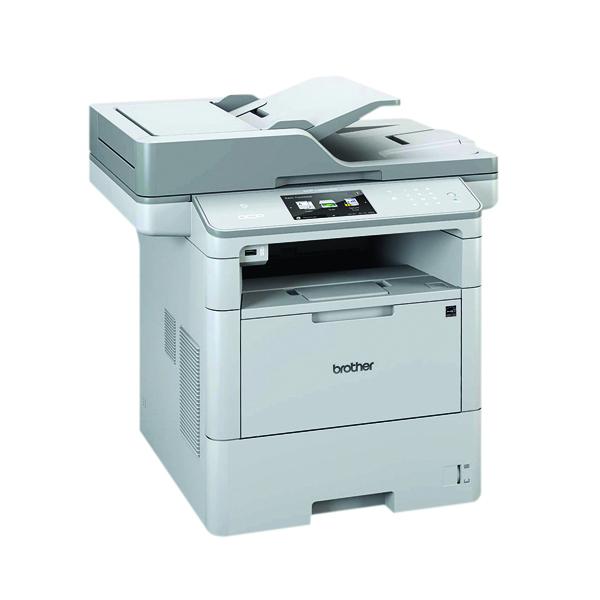 Brother Mono Multifunction Laser Printer DCP-L6600DW Grey DCP-L6600DW