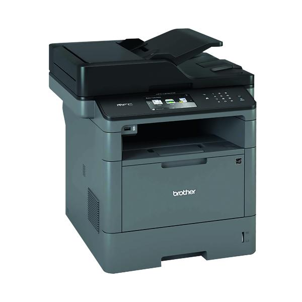 Brother Mono Multifunction Laser Printer MFC-L5750DW Grey MFC-L5750DW