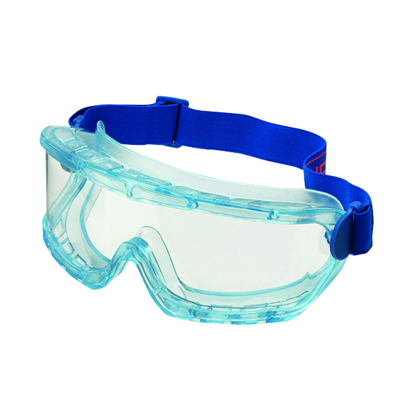 B-Brand Premium Safety Goggles Blue BBPGBF