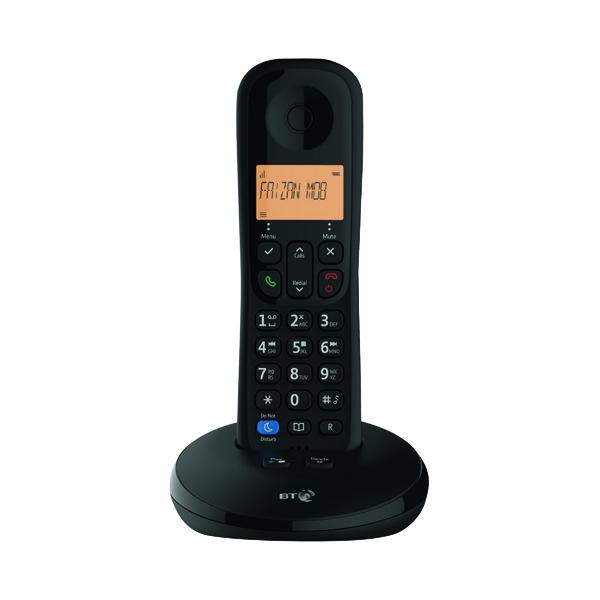 BT Everyday DECT TAM Phone Single 090665