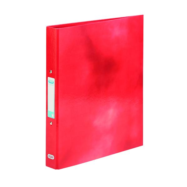 Elba Classy A4 Plus 25mm Red Ring Binder 400017755