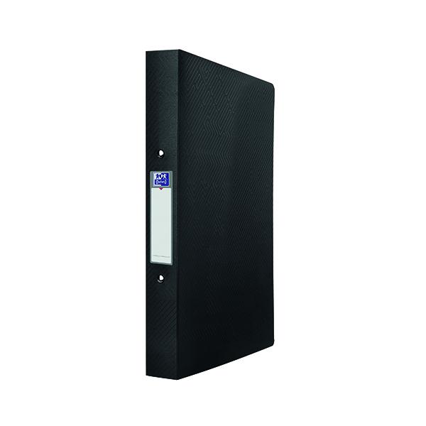 Elba Ring Binder 25mm Capacity A4 Black 400104389