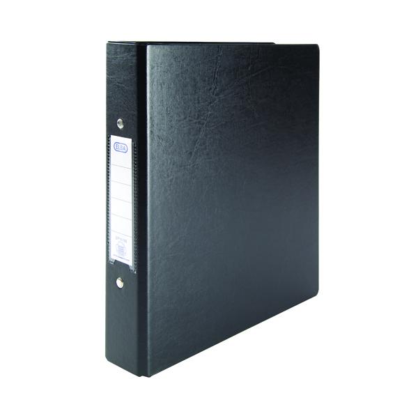 Elba 25mm 2 O-Ring Binder A5 Black (10 Pack) 100082442