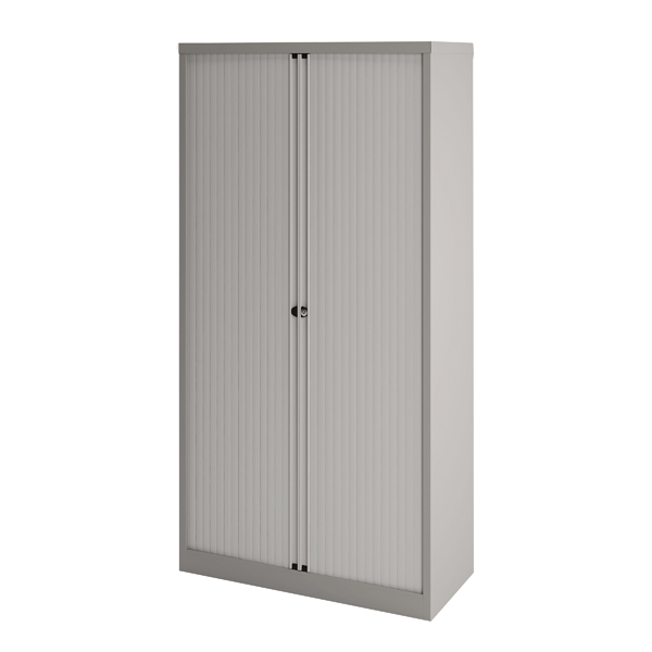 Bisley Tambour 2270mm Goose Grey BY78719