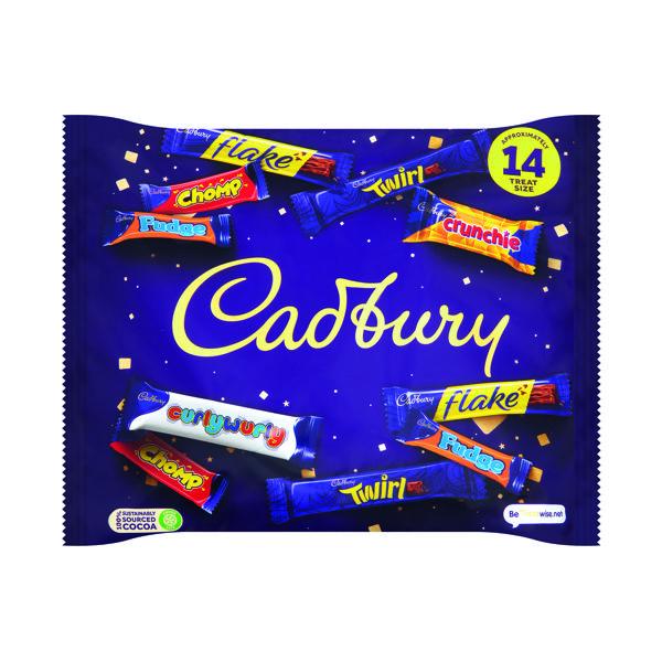 Cadbury Heroes Variety Bag A06966