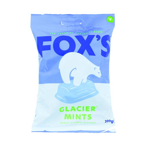 Foxs Glacier Mints 195g 0401004