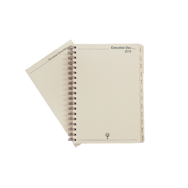 Collins 2019 Elite Refill For Executive Day to Page Diary 1100R