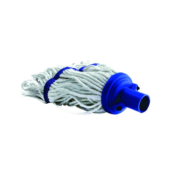 180g Hygiene Socket Mop Head Blue 103061BU
