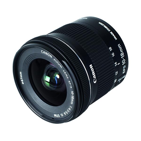 Canon EFS 10-18mm F4.5-5.6 STM Lens 9519B005AA