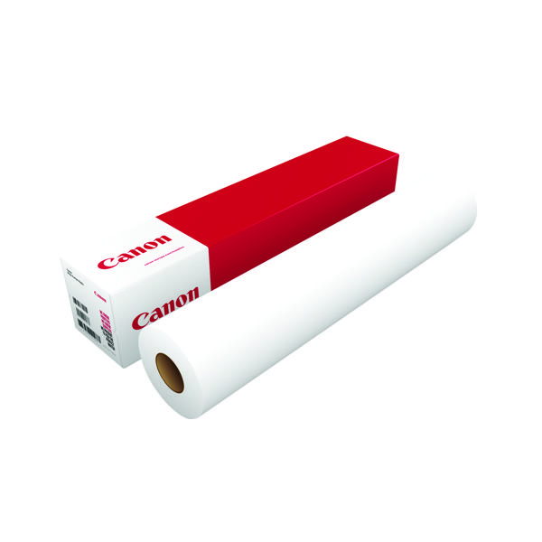 Canon 841mmx91m Uncoated Standard Inkjet Paper 97024714