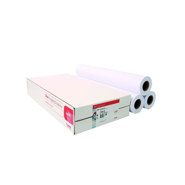 Canon 915mmx91m Uncoated Standard Inkjet Paper 97024845