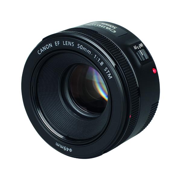 Canon EF 50mm f/1.8 STM Lens 0570C005AA