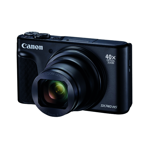 Canon Powershot SX740 Black HS Camera CO65769