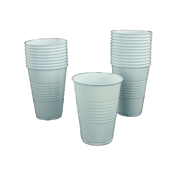 MyCafe Vending Cup Tall 7oz White (100 Pack) GIPSTCW2000V100