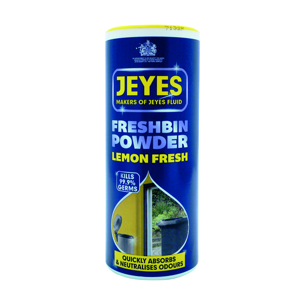 Jeyes Freshbin Powder Lemon Fresh 550g 1008280