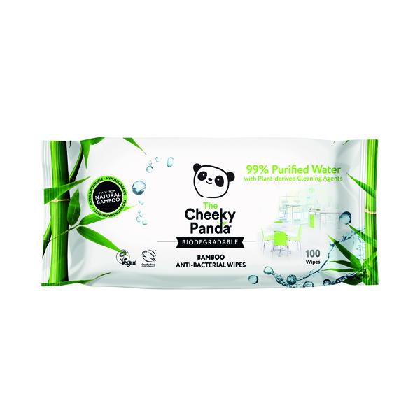 Cheeky Panda Biodegradable Multipurpose Wipes 100 (6 Pack) 706117