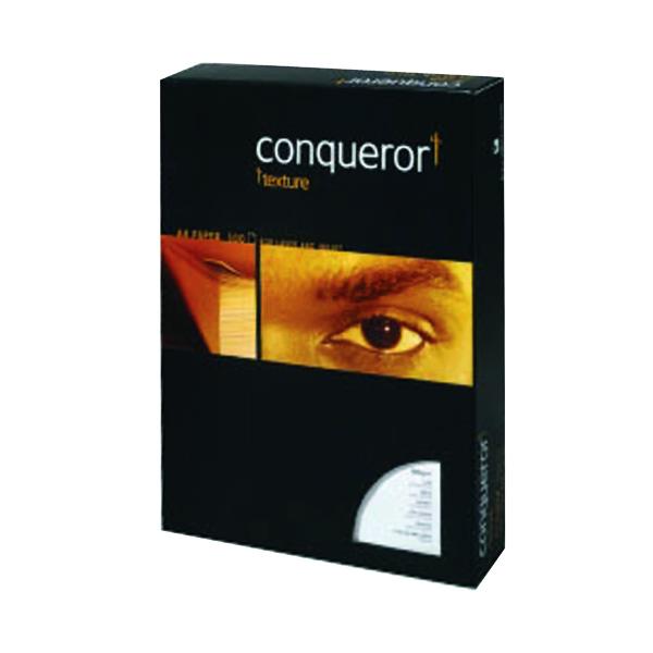Conqueror Laid A4 Paper 100gsm Cream (500 Pack) CQP0324CRNW