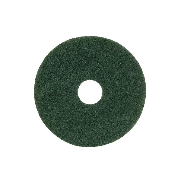 15in Standard Speed Floor Pad Green (5 Pack) 102603
