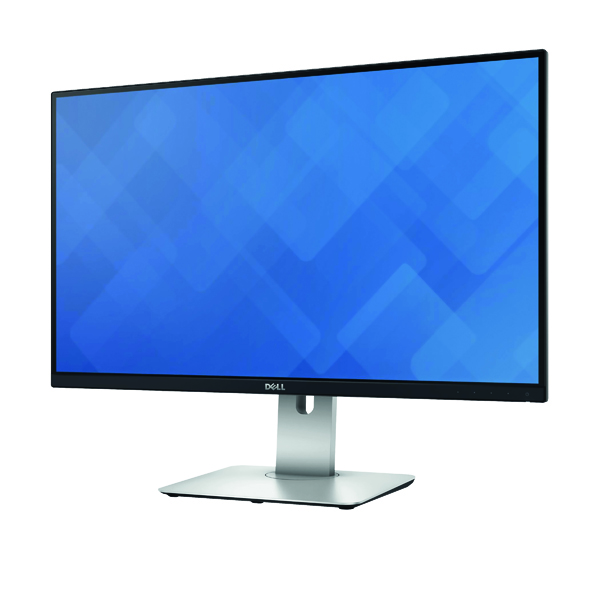 Dell UltraSharp Wide Quad HD Flat LED Display 27 Inch Black 210-AIDD