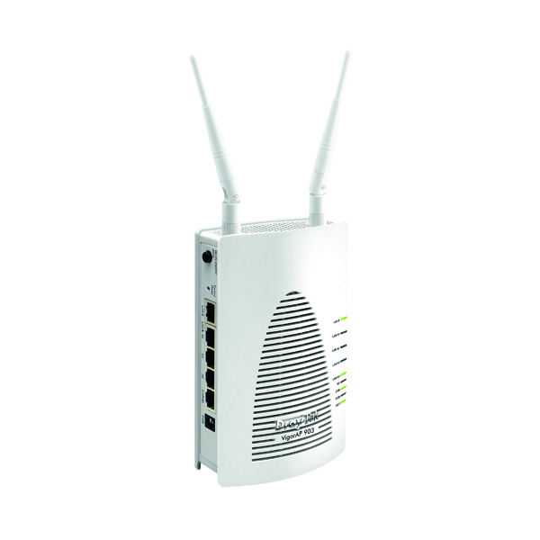 DrayTek VigorAP 903 Range Extender & Access Point VAP903-K