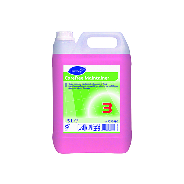 CareFree Floor Maintainer 5 Litre J030390