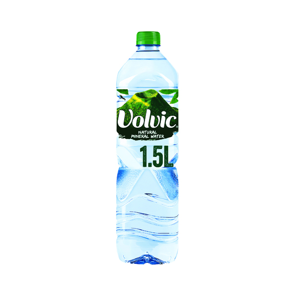 Volvic Mineral Water 1.5 litre (12 Pack) 8873