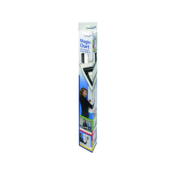 Legamaster Magic Chart Roll Clear 600x800mm 7-1593-00