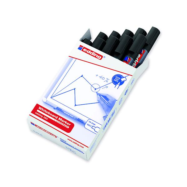 Edding CP46 360 Board Marker Class Pack Black 50