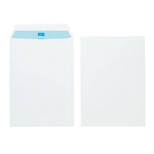 Initiative Envelope C5 Self Seal Plain Pocket 100gsm White (500 Pack)