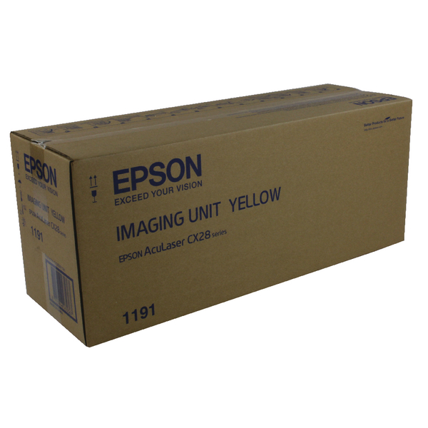 Epson AcuLaser CX28DN Yellow Imaging Unit 30K C13S051191