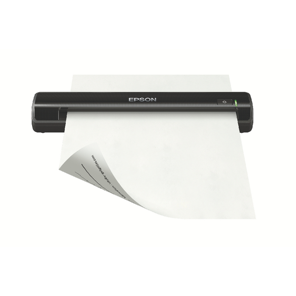 Epson WorkForce DS-30 Mobile Business Scanner Black B11B206301