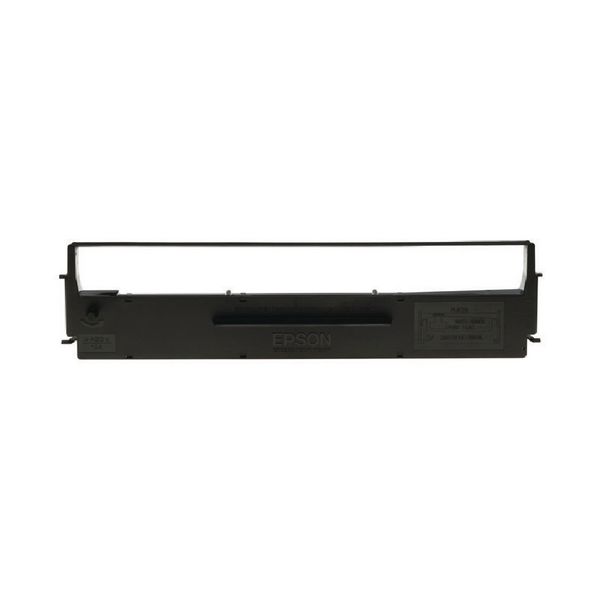 Epson Black Serial Impact Dot Matrix Ink Ribbon Cartridge C13S015633