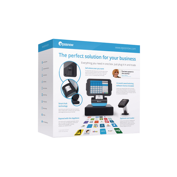 EPOSNOW POStoGO Premium Bundle For Credit Call Gateway POSTOGO-M10-CC