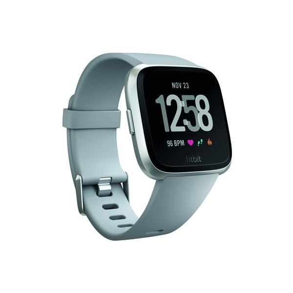 Fitbit Versa Grey/Silver Aluminium FB505SRGY-EU